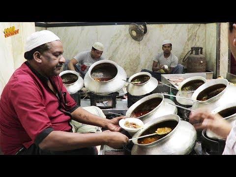 Mutton at Karim's in Old Delhi, Jama Masjid - Delhi Street Food