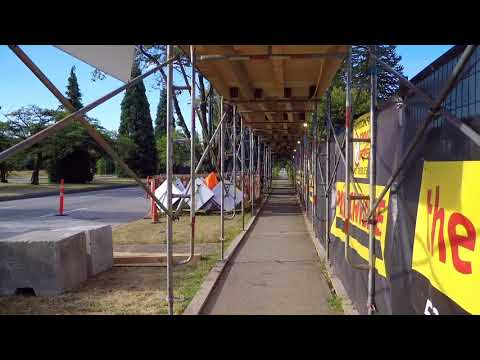 Walking in Vancouver Canada - New Condos/Apartments for Sale - West Side Living on Cambie Street
