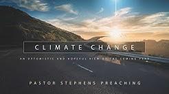 Climate change 01082017  The Door Christian Fellowship   El Paso Texas