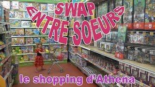 SWAP ENTRE SOEURS :) le shopping d'Athena - Studio Bubble Tea unboxing gifts from sisters