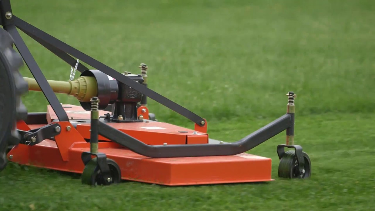 DR Power PTO Finish Mower