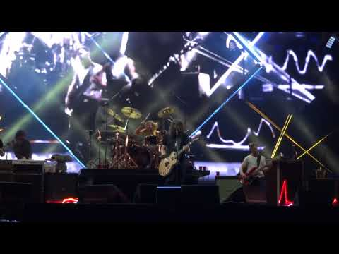 Foo Fighters - Everlon + Final (Live Porto Alegre 04/03/18)(FULL HD)