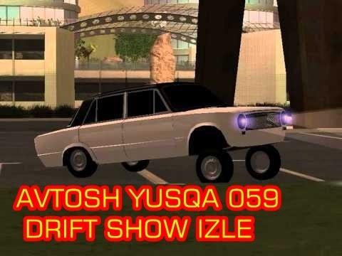 Gta Sa | AvTosH YuSqa 059 | Drift Shov