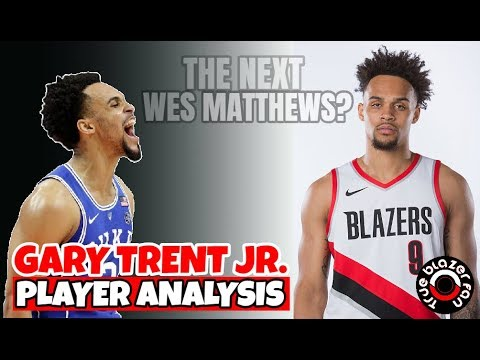 Can Gary Trent Jr. Be The Next Wesley Matthews  - YouTube f73f51102