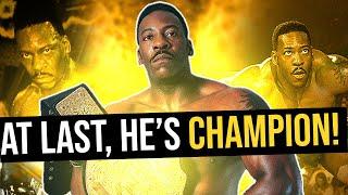 Booker T's 1st WCW World Heavyweight Championship Reign