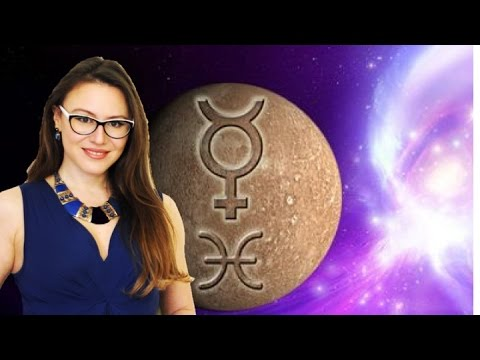 Mercury in Pisces in the Natal Horoscope