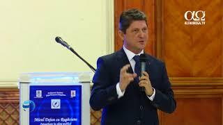 Titus Corlatean la evenimentul Mic dejun cu rugaciune in Parlamentul Romaniei