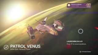 Destiny: something weird on venus patrol.. [Husky Raid]
