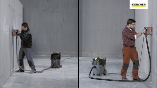 karcher tact professional wet dry vacuum