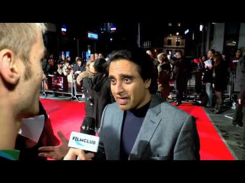 The Zero Theorem Premiere — Terry Gilliam and Sanjeev Bhaskar interviewed