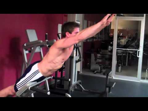 How To: Superman Hyperextension