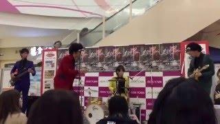 BRADIO IN STORE LIVE in イオンタウン富士南 その2