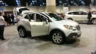 New Buick Encore  SUV 2014