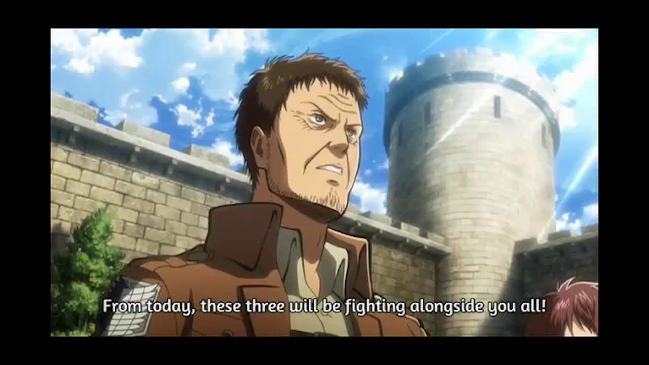 Download Levi's story joins Survey Corps Part 2 | Shingeki No Kyojin - 05