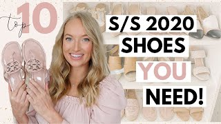 10 Spring Shoes 2020 + Try On …