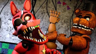 [SFM FNAF] Rockstar VS. Withered