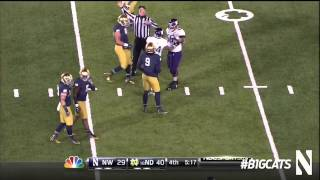 Football - Notre Dame Game Highlights