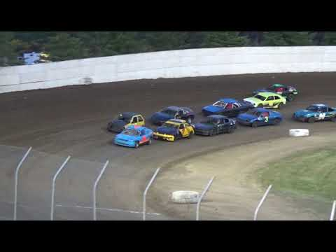 Grays Harbor Raceway, May 26, 2018, Outlaw Tuners A-Main