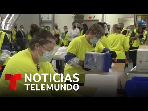 Las noticias de la mañana, jueves 4 de febrero de 2021 | Noticias Telemundo
