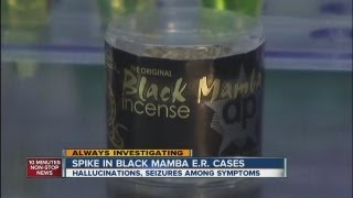 Overdose cases of synthetic marijuana spike