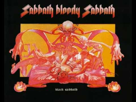 Black Sabbath - A National Acrobat