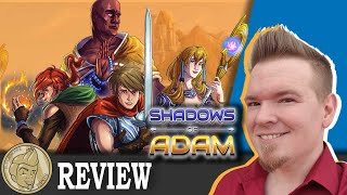 Shadows Of Adam (switch) Review!   The Game Collection!
