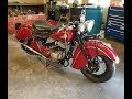 1942 Indian Chief