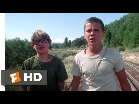 Train! - Stand by Me (2/8) Movie CLIP (1986) HD