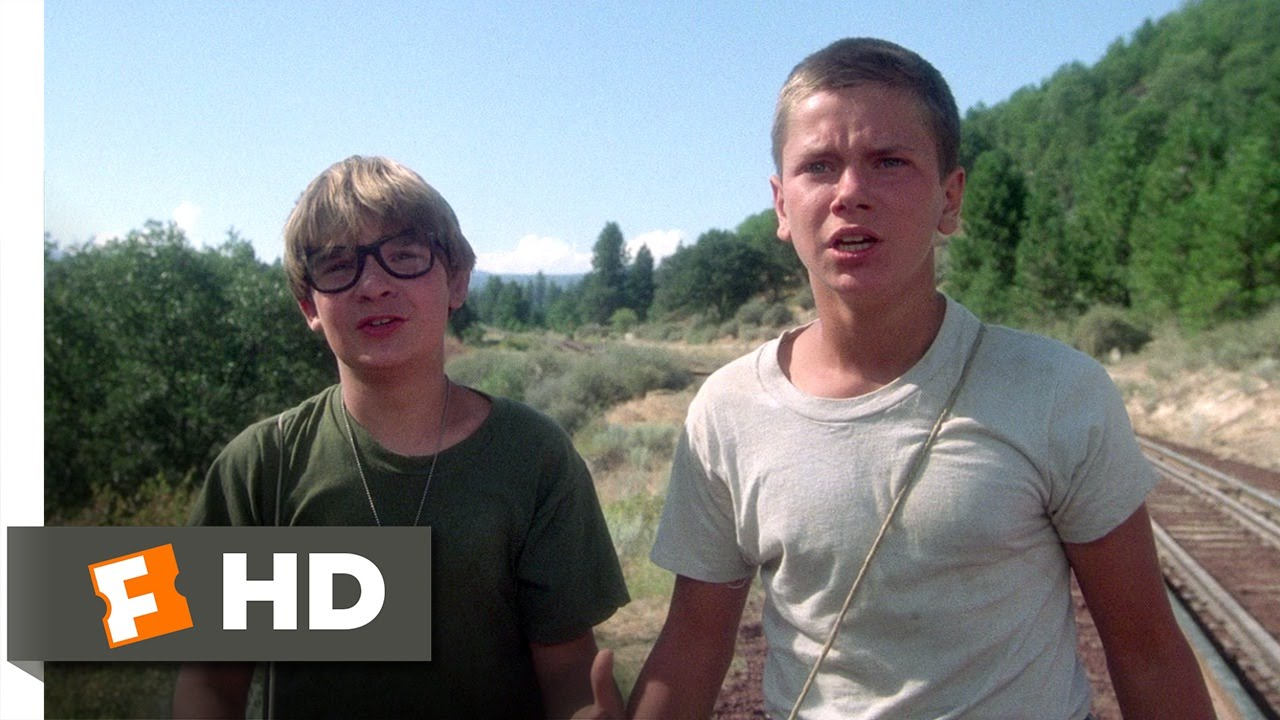 train stand by me movie clip hd stand by me 2 8 movie clip 1986 hd