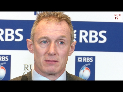 Wales Rob Howley Interview Cardiff Roof Debate