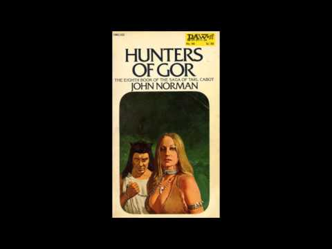 BOOK REVIEW: Hunters of Gor by John Norman