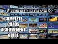 Sega Collection - Sonic The Hedgehog - Complete Chaos Achievement/Trophy