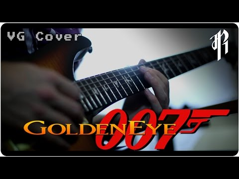 Goldeneye 007: Antenna Cradle - Metal Cover || RichaadEB