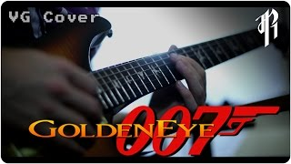 Goldeneye 007: Antenna Cradle - Metal Cover || RichaadEB