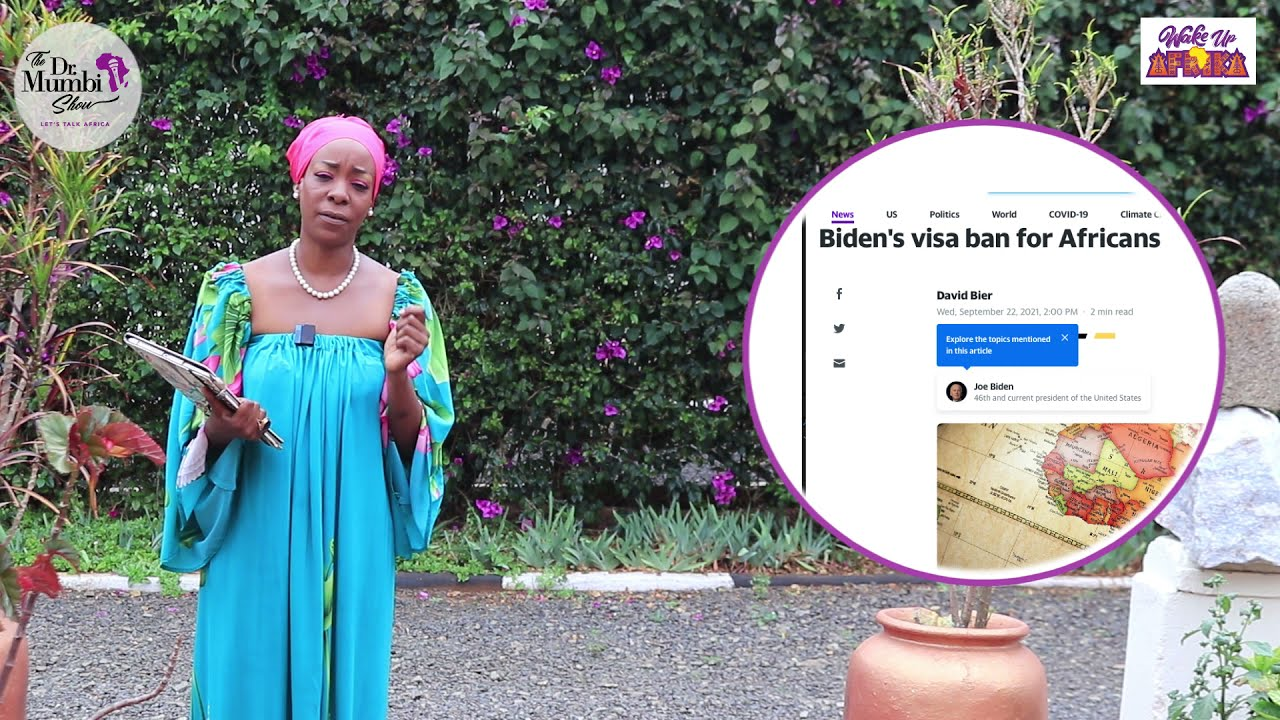 WOW?! BIDEN 'BANS' AFRICANS from ENTERING the US with NEW Foreign Policy! Global SHUTDoWN