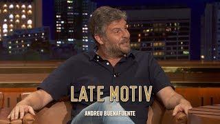 LATE MOTIV - Raúl Cimas, ese hombre del Renacimiento (ñeñeñeñe) | #LateMotiv256