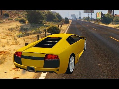 Gta 5 Lamborghini Murcielago Mod Download Youtube
