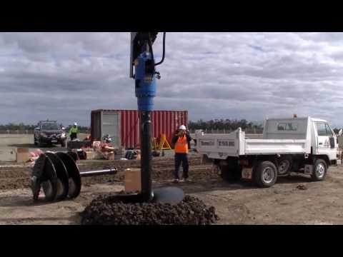 Auger Drill Philippines