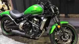 2015 Kawasaki Vulcan S Motorcycle
