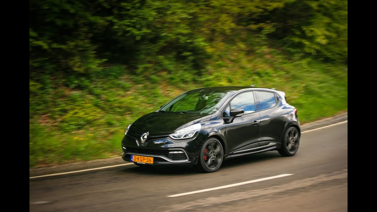 Renault Clio RS 200 EDC 2013 review - YouTube