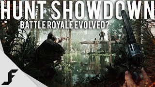 HUNT SHOWDOWN - Battle Royale evolved (New Crytek game)