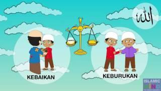 Ajmal Belajar Agama Islam - Judul Hari Pembalasan #10