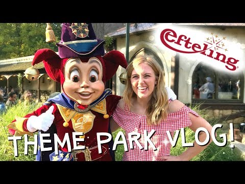 Efteling Theme Park, A World of Wonders! #1 | Maddie Moate