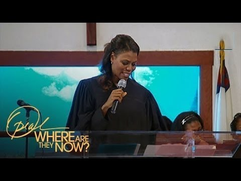 Omarosa: TV Villain to Ordained Baptist Minister | Where Are They Now | Oprah Winfrey Network