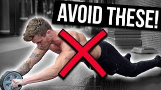 6 Worst Ab Workout Mistakes