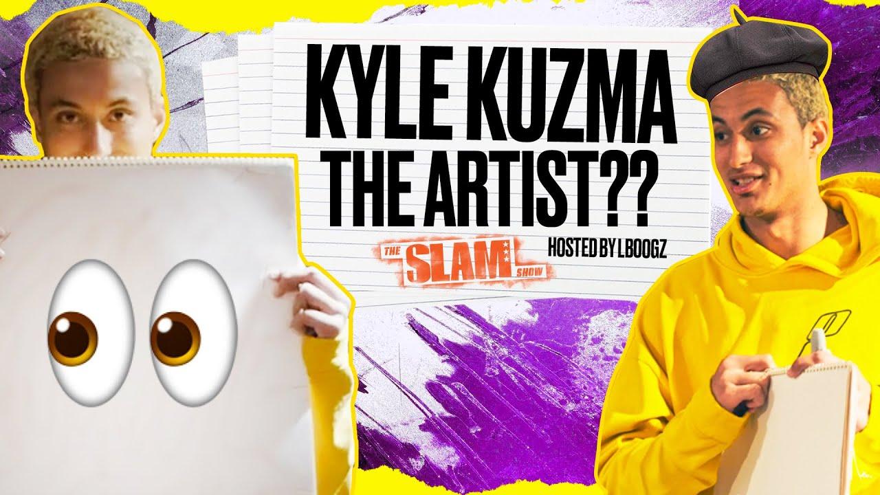 Lakers Extend Kyle Kuzma on Three-Year Deal | SLAM