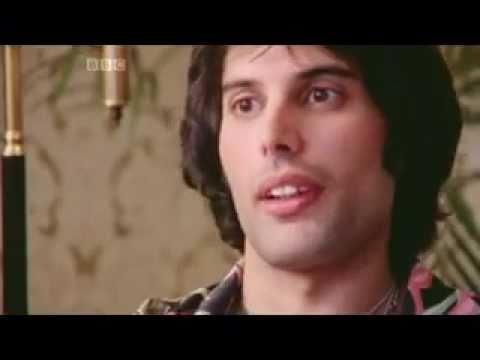 Freddie about Killer Queen