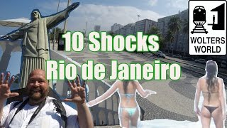 Visit Rio - 10 Things That Will SHOCK You about Rio de Janeiro, Brazil