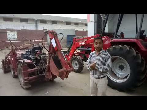 Attaching a Backhoe to a Tractor by MontroseMotorsports