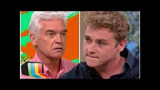 This Morning viewers distracted as they notice something different about Ben Hardy